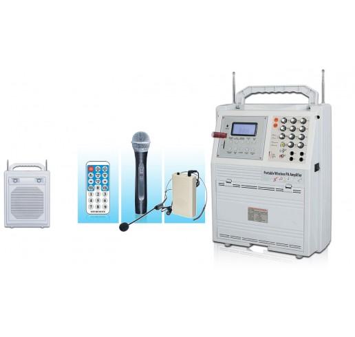 DENOX DN-P1120 Portatif Anfi 120 Watt