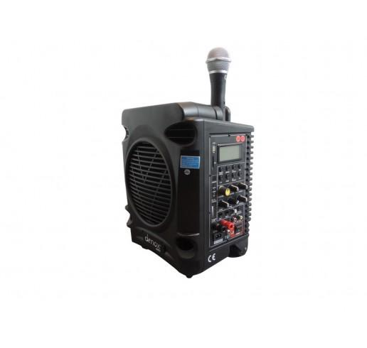 DENOX DN-P1130 Portatif Ses Sistemi 130 Watt