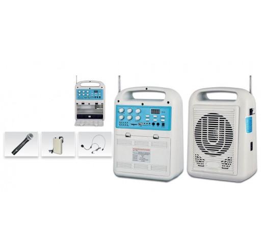 DENOX DN-P660 Portatif Ses Sistemi 60 Watt
