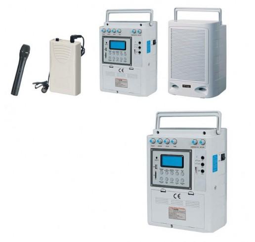 DENOX DN-P680 Portatif Ses Sistemi 80 Watt