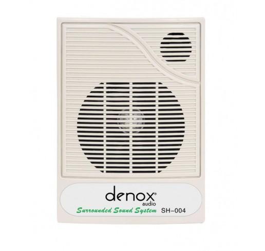 DENOX SH-004 Portatif Hoparlör İki Yollu
