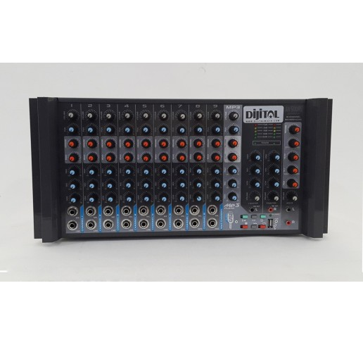 DMM AN500RS Anfili Mikser 2×500 Watt